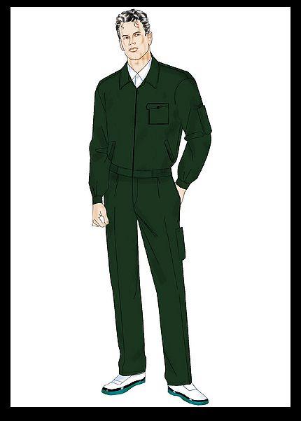 专业工厂制服