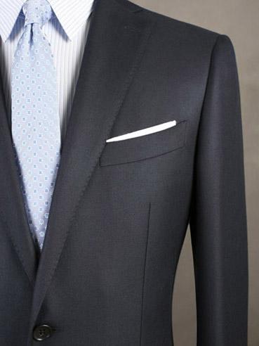 您知道男士定制西装应从何入手吗?