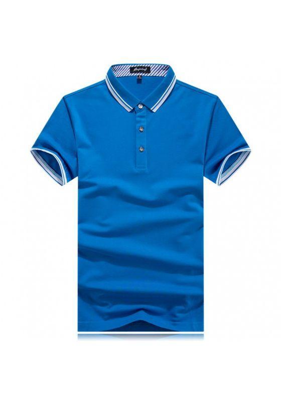 POLO衫时尚的搭配方法