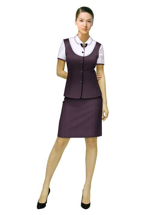 职业装套裙应该如何选择?