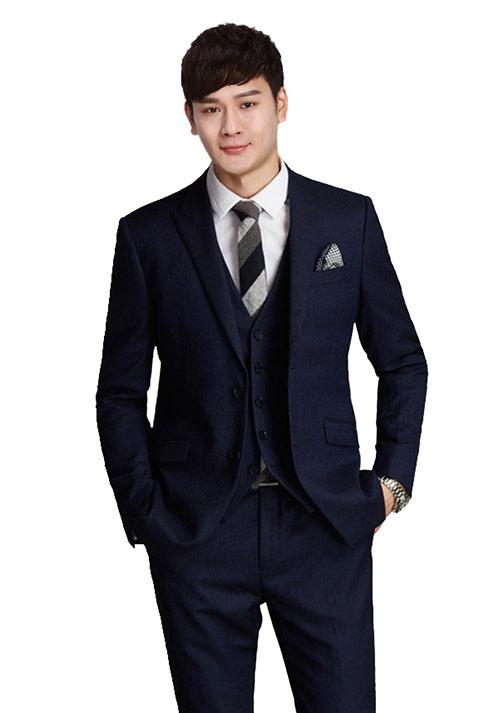 衬衫搭配西服的技巧,西服的正确穿着方法