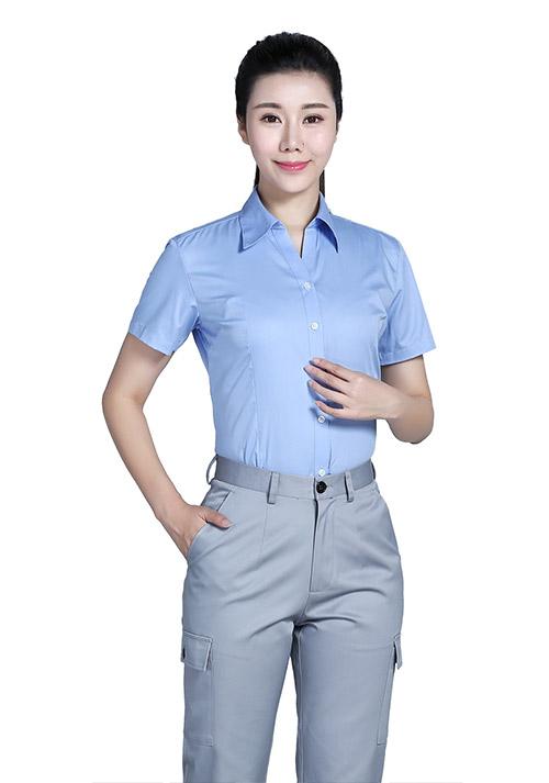 订制衬衫的领型以及面料有哪些?