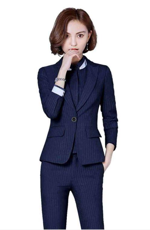 为什么职业套装总能引领时代潮流